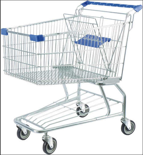 how to go grocery shopping without a car